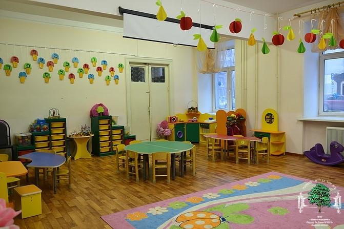 Детский сад № 1621 «Красные Ворота»