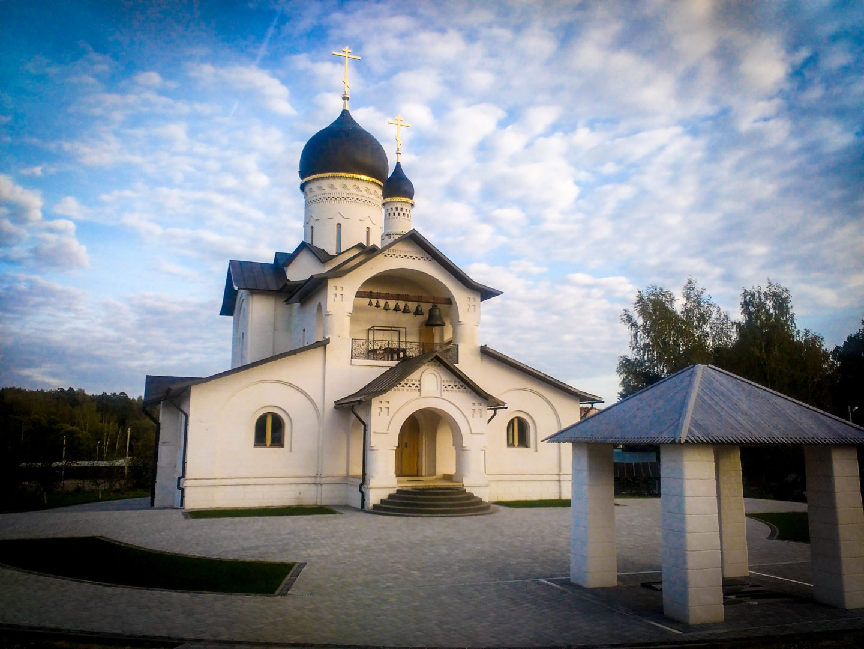 Храм прп. Сергия Радонежского