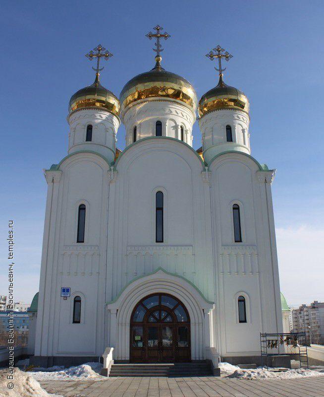 Храм святителя Стефана Пермского
