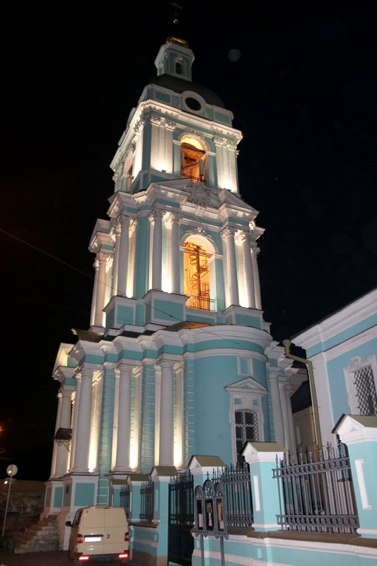 Храм-колокольня Усекновения главы Иоанна Предтечи