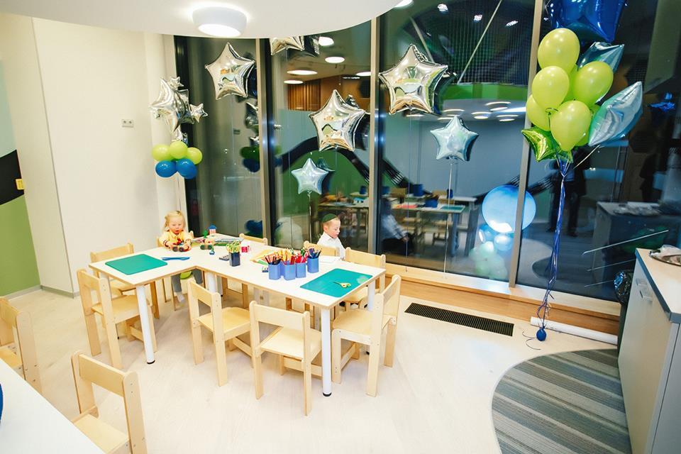 Детский центр «Малка»