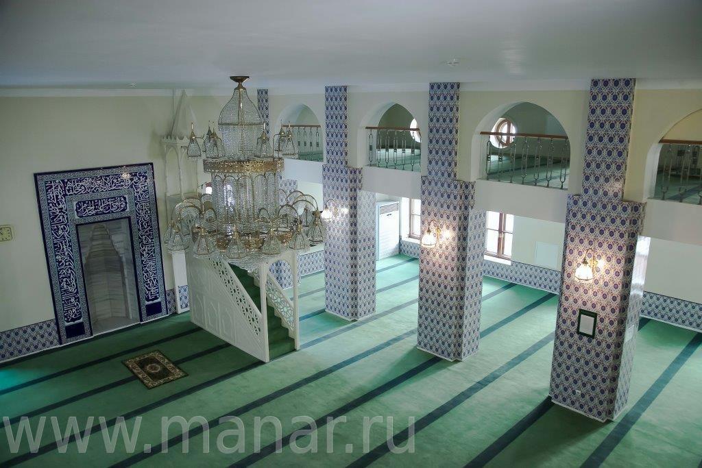 Курсы по основам ислама при Исторической мечети