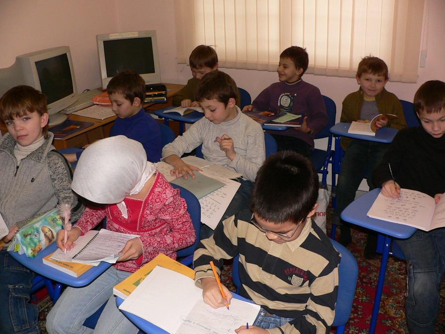 МРО мусульман в Северном и Южном Бутово «Милость»