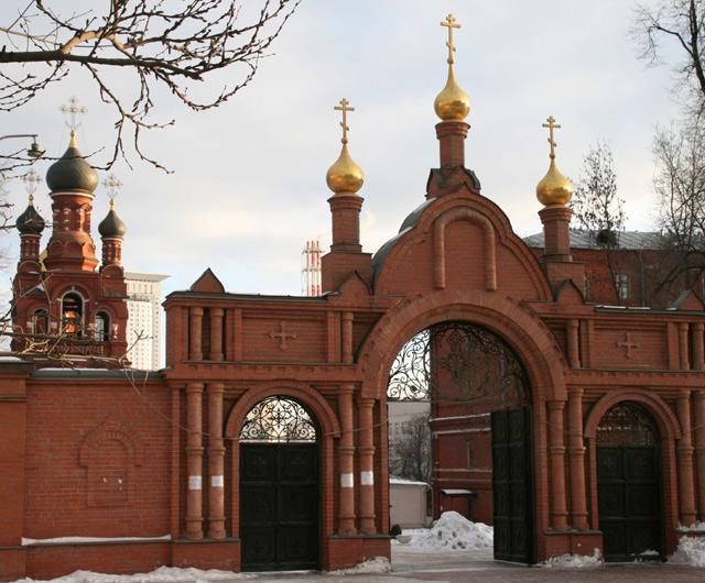 Алексеевский женский монастырь