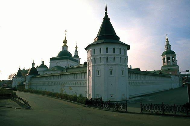 Данилов мужской монастырь