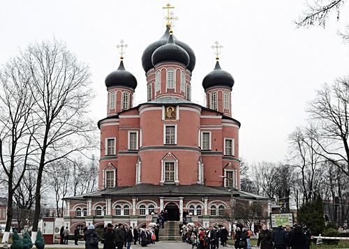 Донской мужской монастырь