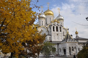 Зачатьевский женский монастырь