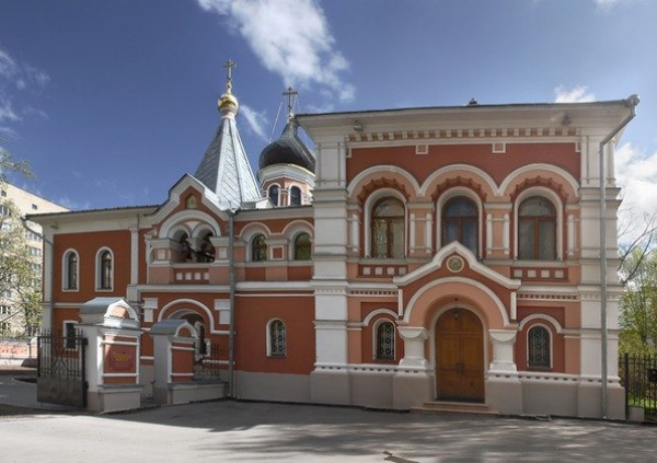 Подворье Свято-Троицкой Сергиевской лавры