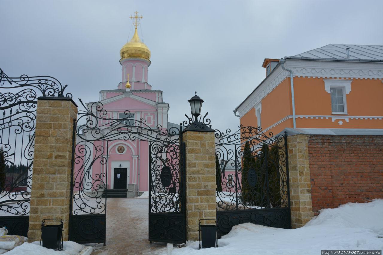 Троице-Одигитриевский монастырь