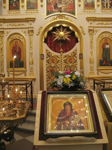Храм Пантелеимона Целителя при ЦКБ №1 ОАО «РЖД»