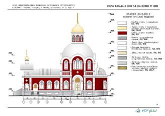 Храм сщмч. Вениамина Петроградского в Зюзино