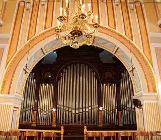 Московская центральная церковь ЕХБ