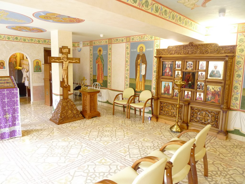 Храм Святого благоверного князя Димитрия Донского при пансионате