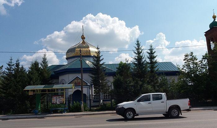 Кафедральный собор Архангела Михаила г. Кокшетау (Казахстан)