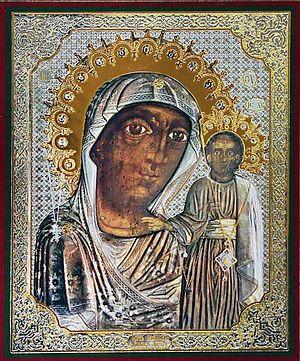 Чимеевская икона Божией Матери
