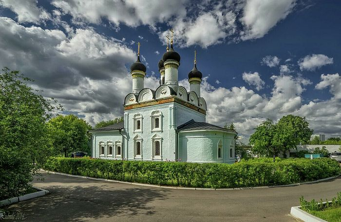 Фото : страница Храма Покрова Пресвятой Богородицы во ВКонтакте