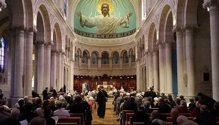 Генеральная Ассамблея Западноевропейской Архиепископии в Париже, 7.09.19. Фото: Facebook
