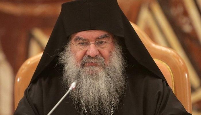 Митрополит Лимассольский Афанасий (Николау). Фото: monasterium