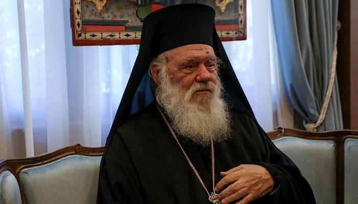 Глава Элладской Православной Церкви архиепископ Иероним. Фото: romfea.gr