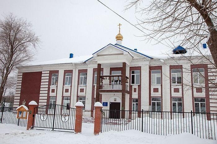 Центр по уходу за тяжелобольными людьми. Фото: пресс-служба Самарской епархии